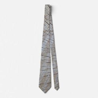 Cravate Grain en bois d'extrémité