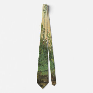 Cravate Grand morceau de gazon par Albrecht Durer, art