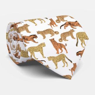 Cravate Grands chats