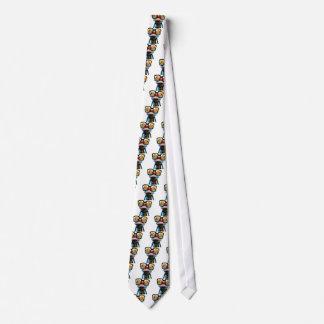 Cravate Grenouille en verre de hippie