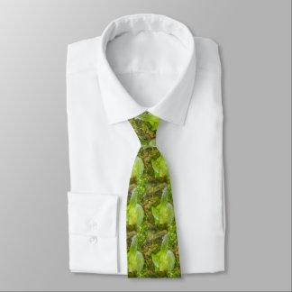 Cravate Grenouille espiègle d'amusement