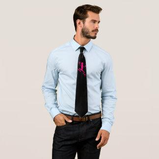 Cravate Grenouille pourpre