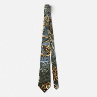 Cravate Grenouilles par Ernst Haeckel