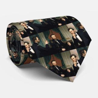 Cravate Healy - les conciliateurs. Guerre civile