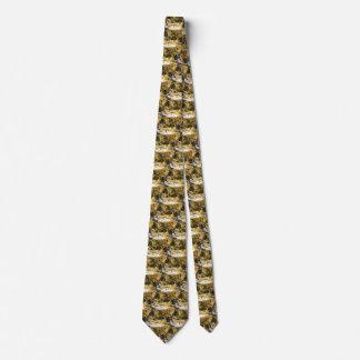 Cravate Holyday, le pique-nique par James Tissot, art