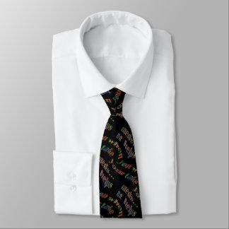 Cravate Il aide quand vous prenez votre Meds.