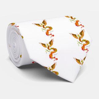 Cravate Illustration de vecteur de Phoenix