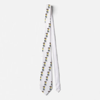 Cravate Incinéré