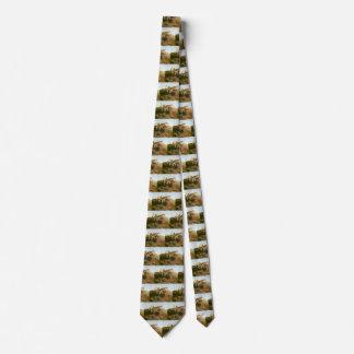 Cravate Indiens vintages, rôdeurs de la prairie, Seltzer,