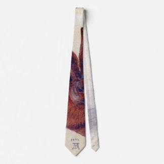 Cravate Jeunes lièvres par Albrecht Durer, beaux-arts de