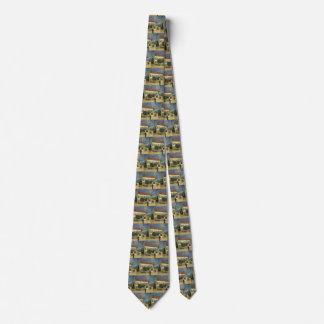 Cravate La Maison Blanche la nuit par Vincent van Gogh