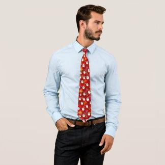 Cravate Le père noël, plus grand