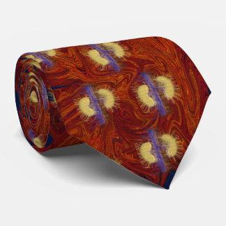 Cravate Le rouge extraordinaire de rein