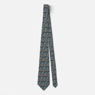 Cravate Les anges détaillent d'Adonis ont mené par des