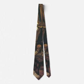 Cravate Les pirates Buccaneer de cru étaient un camarade
