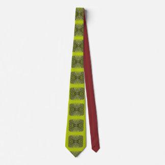 Cravate L'homme ethnique