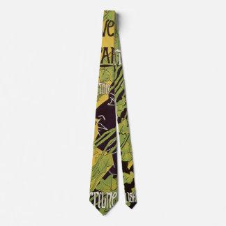 Cravate Livre vintage de Nouveau d'art, capitaine Horn