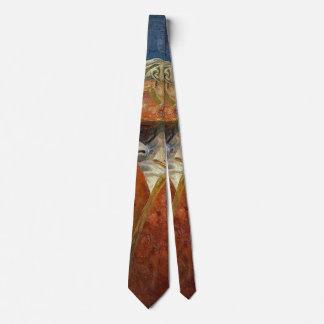 Cravate Lueur d'une bougie 1911