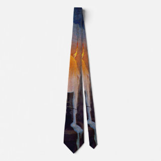 Cravate Lueur d'une bougie a 1911