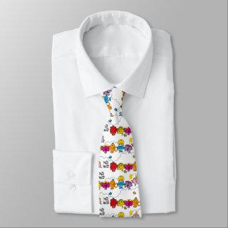 Cravate M. Men et petite Mlle | tout dans une rangée