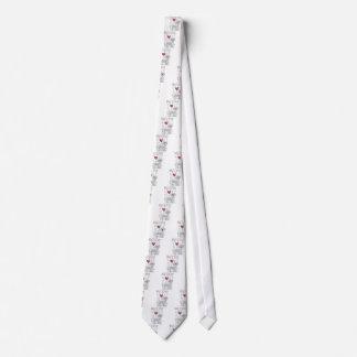 Cravate Maltais géométrique