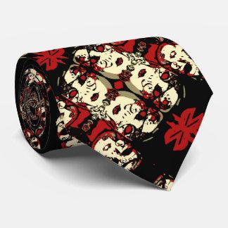 Cravate Masques vénitiens