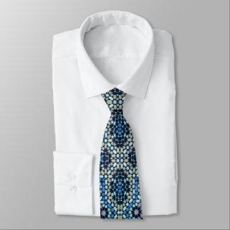 Cravate Mosaïque maghrébine