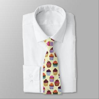 Cravate Motif coloré original d'illustration de petits
