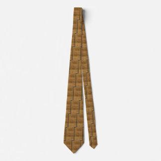 Cravate Musique de feuille vintage par Johann Sebastian