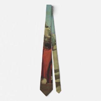 Cravate Natif américain vintage, pueblo de Hopi par Louis