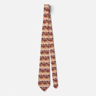 Cravate Natifs américains vintages, danse de Buffalo par