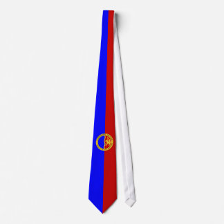 Cravate Nation de Comanche