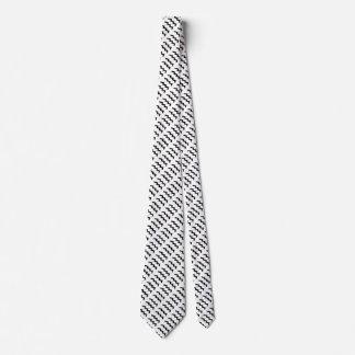 Cravate Norme de symbole de zodiaque de Verseau