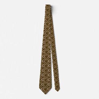 Cravate Nouveau - abrégé sur champignon - boue du