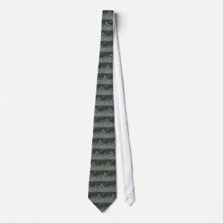 Cravate Nuit-Héron Noir-Couronné volant