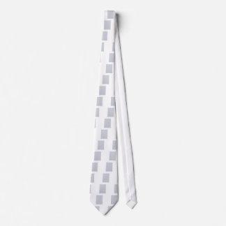 Cravate Papiers blancs et trombone
