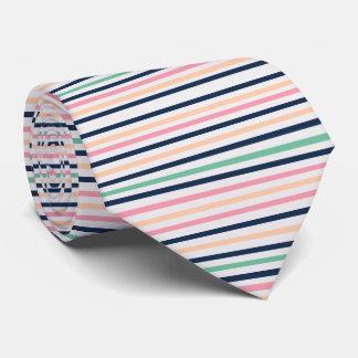 Cravate patron d'été
