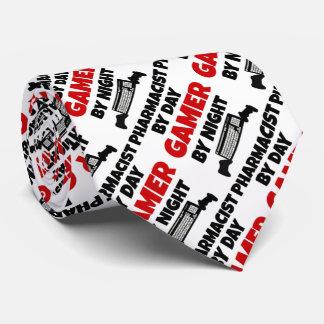 Cravate Pharmacien par le Gamer de jour par nuit