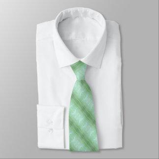 Cravate Photo de courge de jardin de vert de menthe ou de