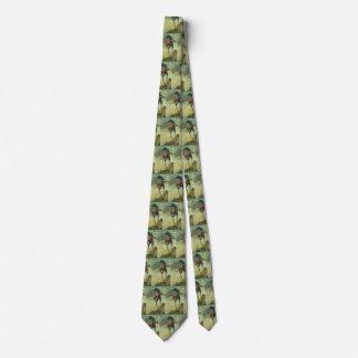 Cravate Pirate vintage, le Néerlandais de vol par Howard