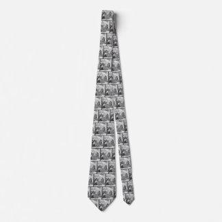 Cravate Pirates vintages comptant leurs trésors et butin