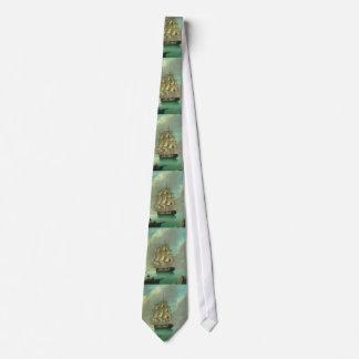 Cravate Placez votre papa une voile sur cette belle