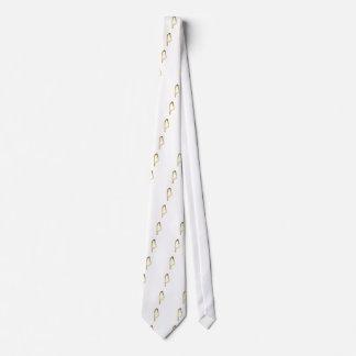 Cravate Plume de symbole d'Egyptien de Maat