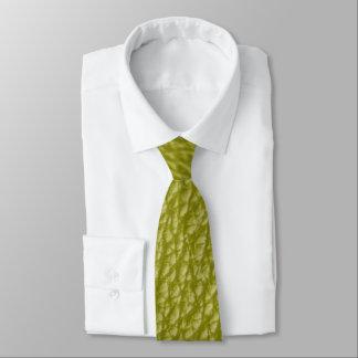 Cravate Pois fendu simili cuir