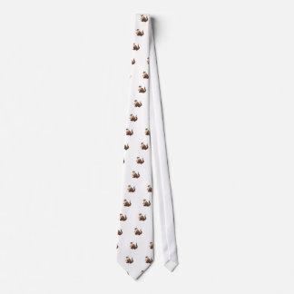 Cravate Poisson rouge de n de loutre