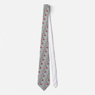 Cravate Poisson rouge de Ryukin