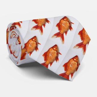Cravate Poisson rouge Koi