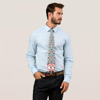 Cravate Porcs de luxe