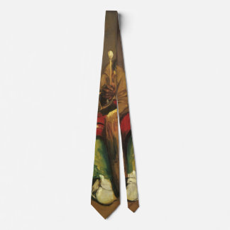 Cravate Portrait de Dieguito Roybal par Robert Henri