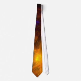 Cravate Rayon X le père noël en Orion